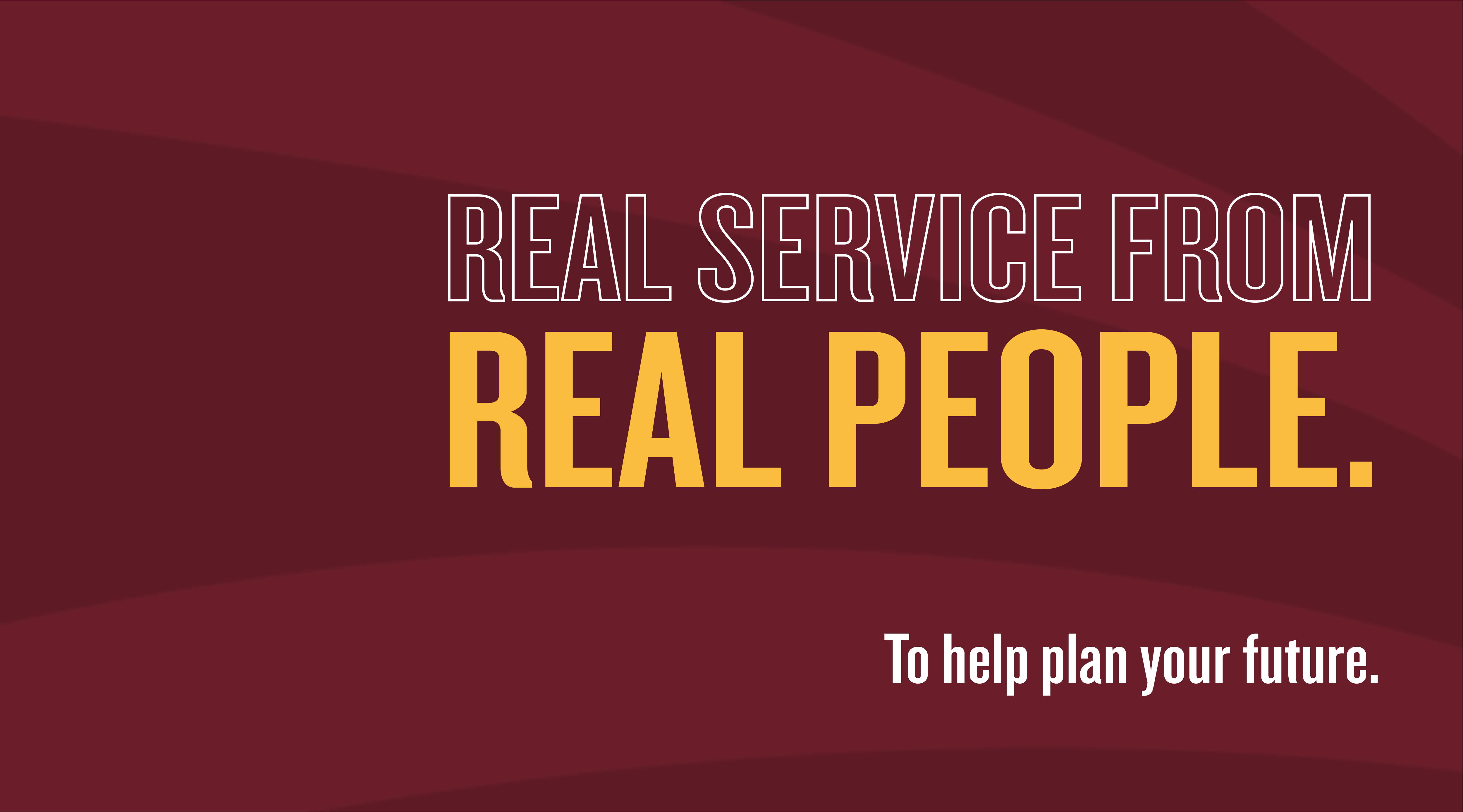 Real Service, Real People